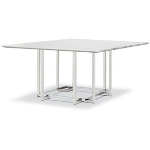 Mercer41 Billings Marble Dining Table
