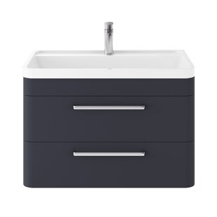 Roisin Wall Mounted Single Vanity Unit By Ebern Designs