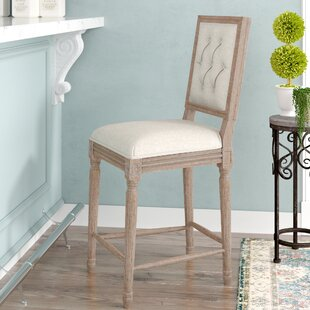 Patillo Tufted 25 Bar Stool