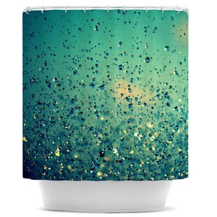 Lullaby, Close Your Eyes Shower Curtain ByKESS InHouse