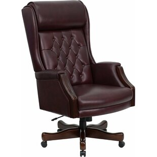 Hyatt Executive Chair by Canora Grey