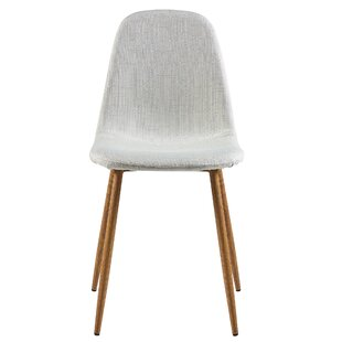 Minimalista Upholstered Dining Chair (Set Of 2)
