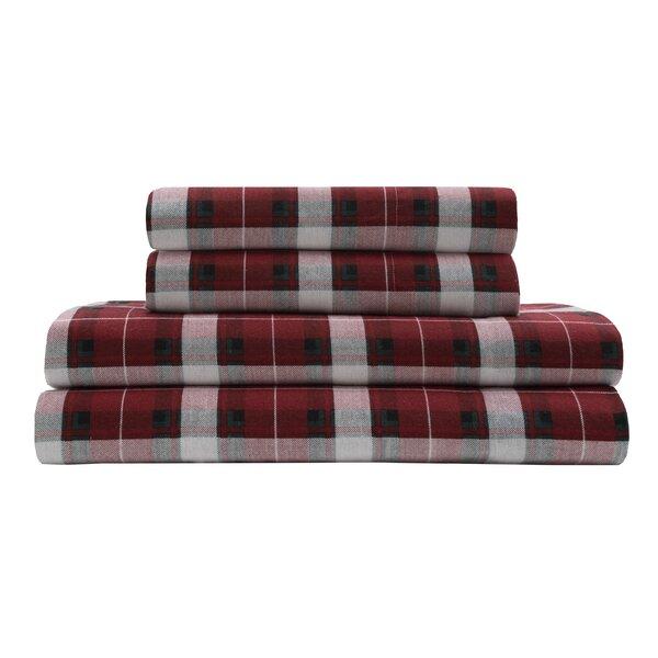 Plaid Flannel Sheets Wayfair