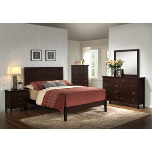 Maeve Panel Configurable Bedroom Set by Charlton Home