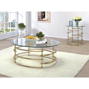 Scylla 2 Piece Coffee Table Set