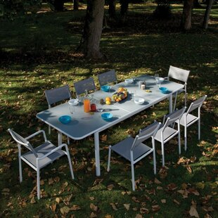 Mineo 8 Seater Dining Set By Sol 72 Outdoor
