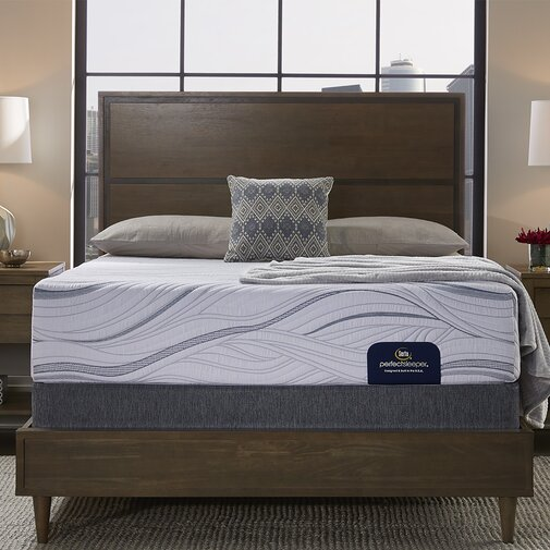 Perfect Sleeper 12in. Plush Gel Memory Foam Mattress