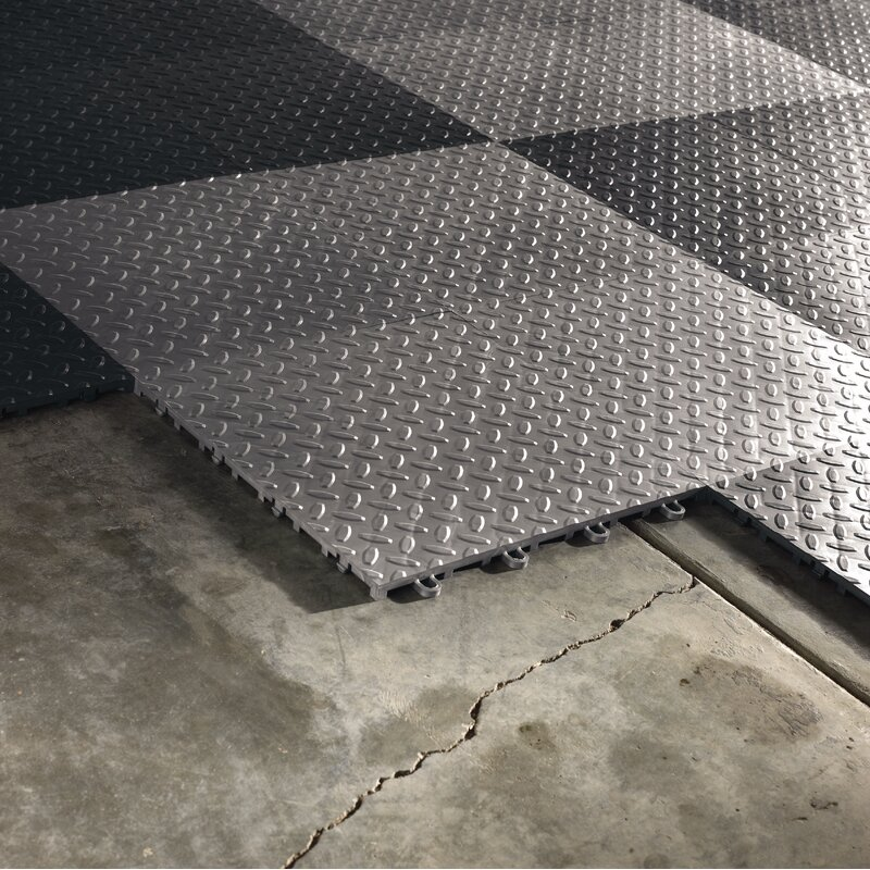 Garage Flooring Tile