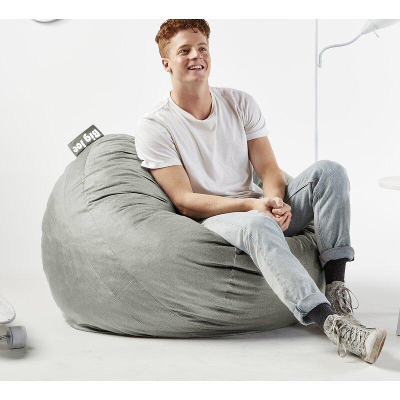 2b4ac88384 Fuf Big Joe Bean Bag Chair