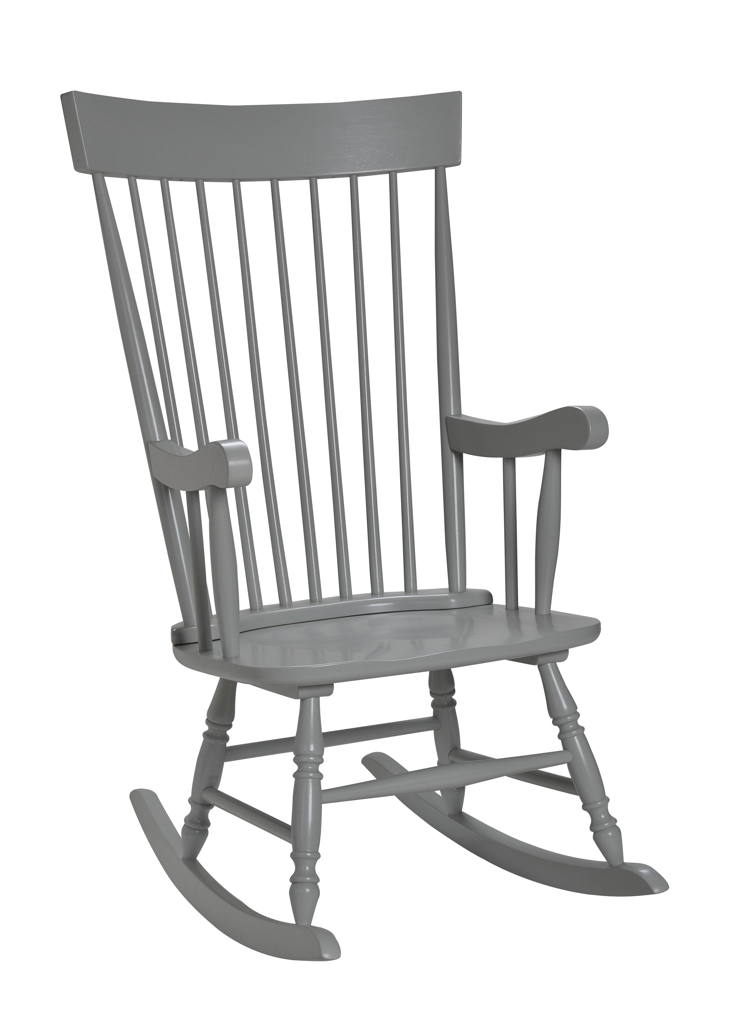 Awe Inspiring Danvers Rocking Chair Gmtry Best Dining Table And Chair Ideas Images Gmtryco