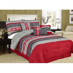Nasser Comforter Set by Winston Porter