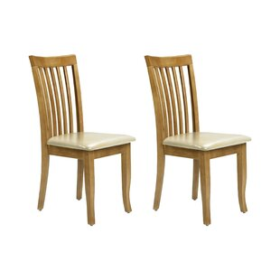 Rockland Solid Wood Dining Chair (Set Of 2) By ClassicLiving