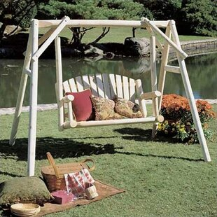 Arocha Porch Swing with Stand