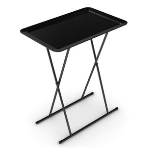 Snack Tray Table Set Set of 2