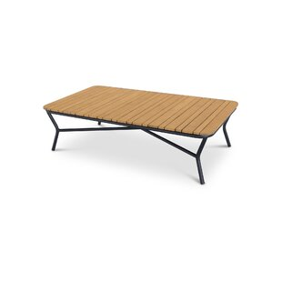 Stinecipher Aluminium Coffee Table By Sol 72 Outdoor