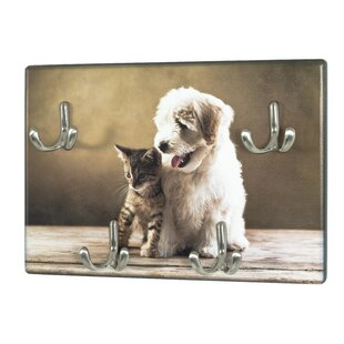 Cat And Dog Key Hook By 17 Stories