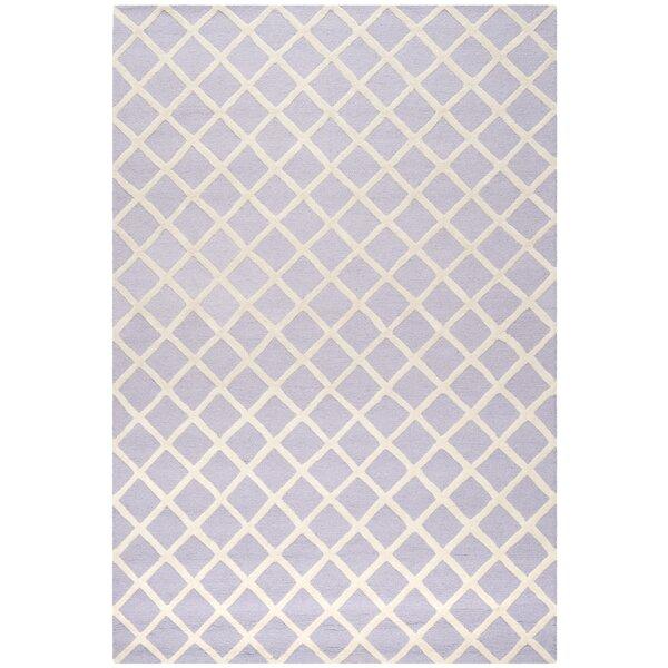 Lavender Nursery Rug Wayfair