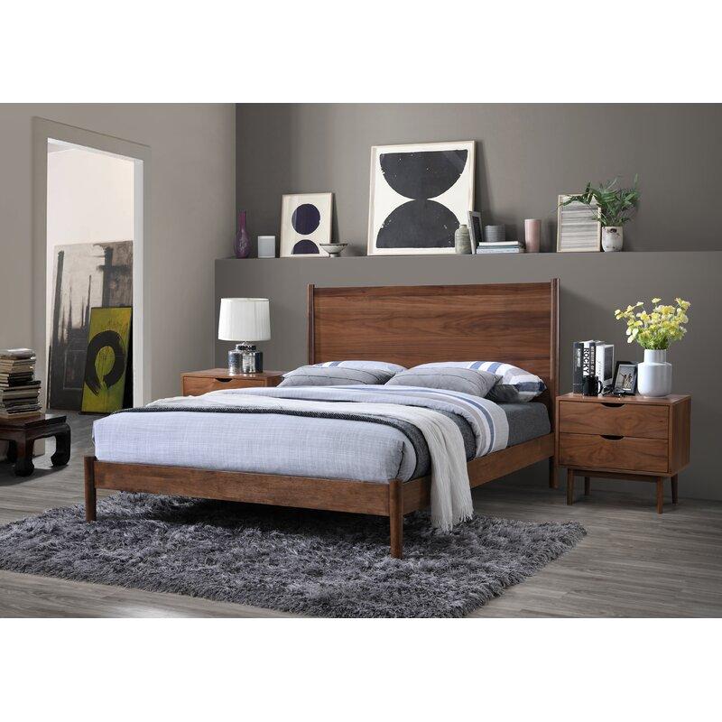 Hibbs Queen Standard 3 Piece Bedroom Set   AllModern