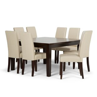 Mayna 9 Piece Dining Set Alcott Hill