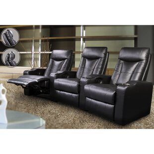 Latitude Run Home Theater Row Seating ( Row of 3 )