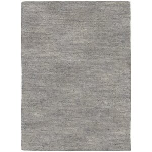 Bayside Hand-Woven Gray Area Rug