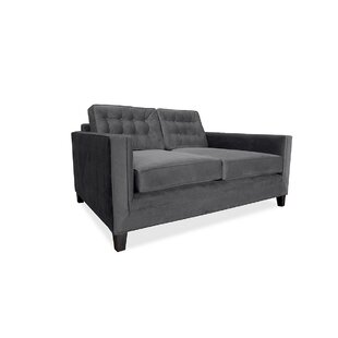 Gause Plush Deep Loveseat