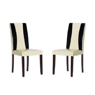 Warehouse of Tiffany Savana Parsons Chair (Set of 4)