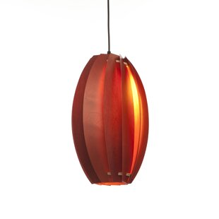 Bloom 1-Light Cone Pendant by MacMaster