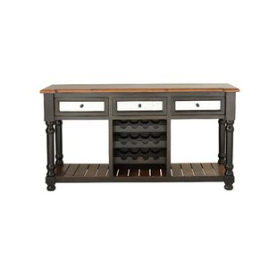 Finklea Traditional Console Table by DarHome Co