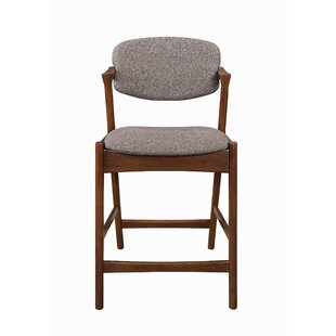 Best Price Nanci 23.25 Bar Stool (Set of 2) by Corrigan Studio Reviews (2019) & Buyer's Guide
