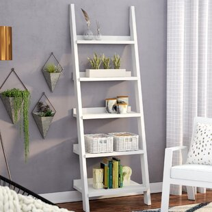 Ivy Bronx Chunn Ladder Bookcase