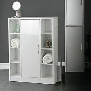 Scandia 71 X 100cm Free-Standing Cabinet By Mercury Row