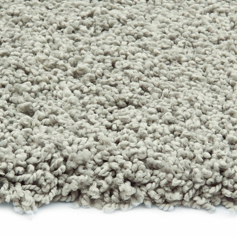 """Plume Perfect 24"""" x 24"""" Plush Cut Carpet Tile"""