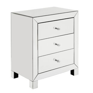 Jordao 3 Drawer Accent Chest