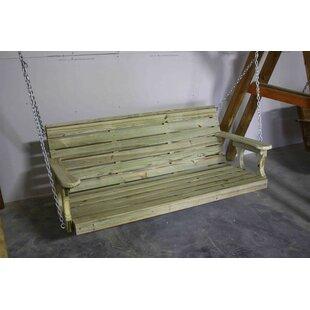 Basic Porch Swing by Cedar Creek Woodshop