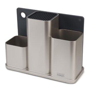 Counter Store Kitchen Utensil Flatware Caddy Set