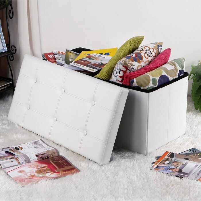 Fabulous Eastbrook Storage Ottoman Onthecornerstone Fun Painted Chair Ideas Images Onthecornerstoneorg