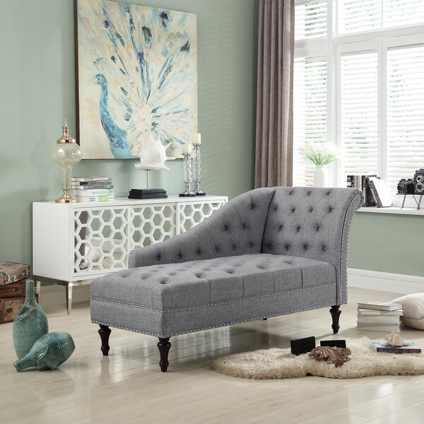 Darby Home Co Deedee Chaise Lounge Amp Reviews Wayfair Ca