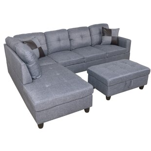 Ebern Designs Southside Sectional with Ot..