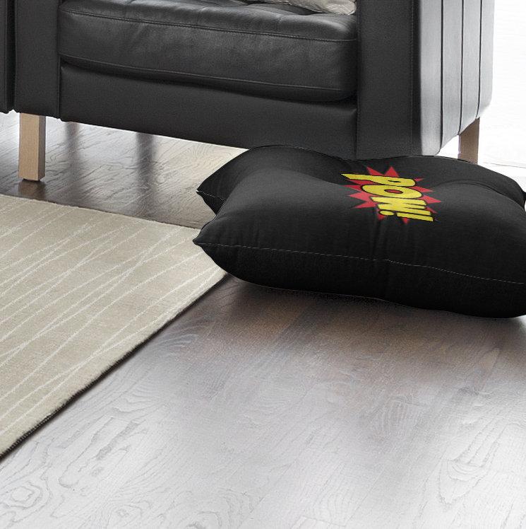 Brayden Studio Steffen Pow Floor Pillow Wayfair