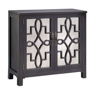 Bailey 2 Door Accent Cabinet by One Allium Way