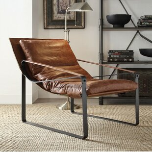 Linde Lounge Chair by 17 Stories