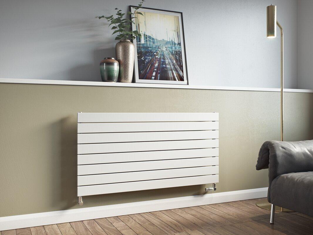 ximax horizontaler designer heizk rper p1. Black Bedroom Furniture Sets. Home Design Ideas