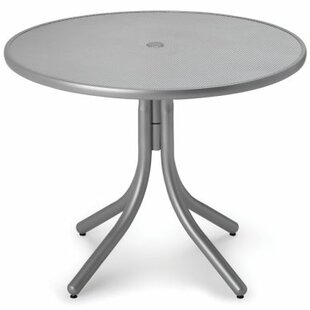 Embossed Aluminum 36 inch  Round Table Great buy
