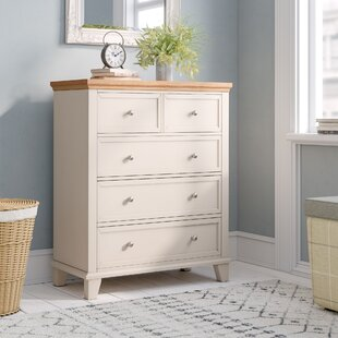 Andora 5 Drawer Chest By August Grove