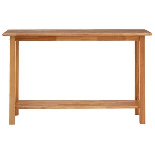 Drees Console Table By Natur Pur