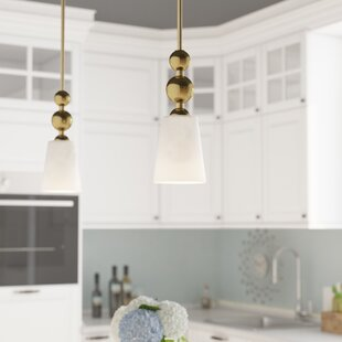 Willa Arlo Interiors Shaw 1-Light Cone Pendant