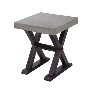 Cloquet End Table by Williston Forge