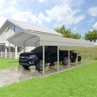 Classic 14 Ft. x 29 Ft. Canopy by Versatube Building Systems