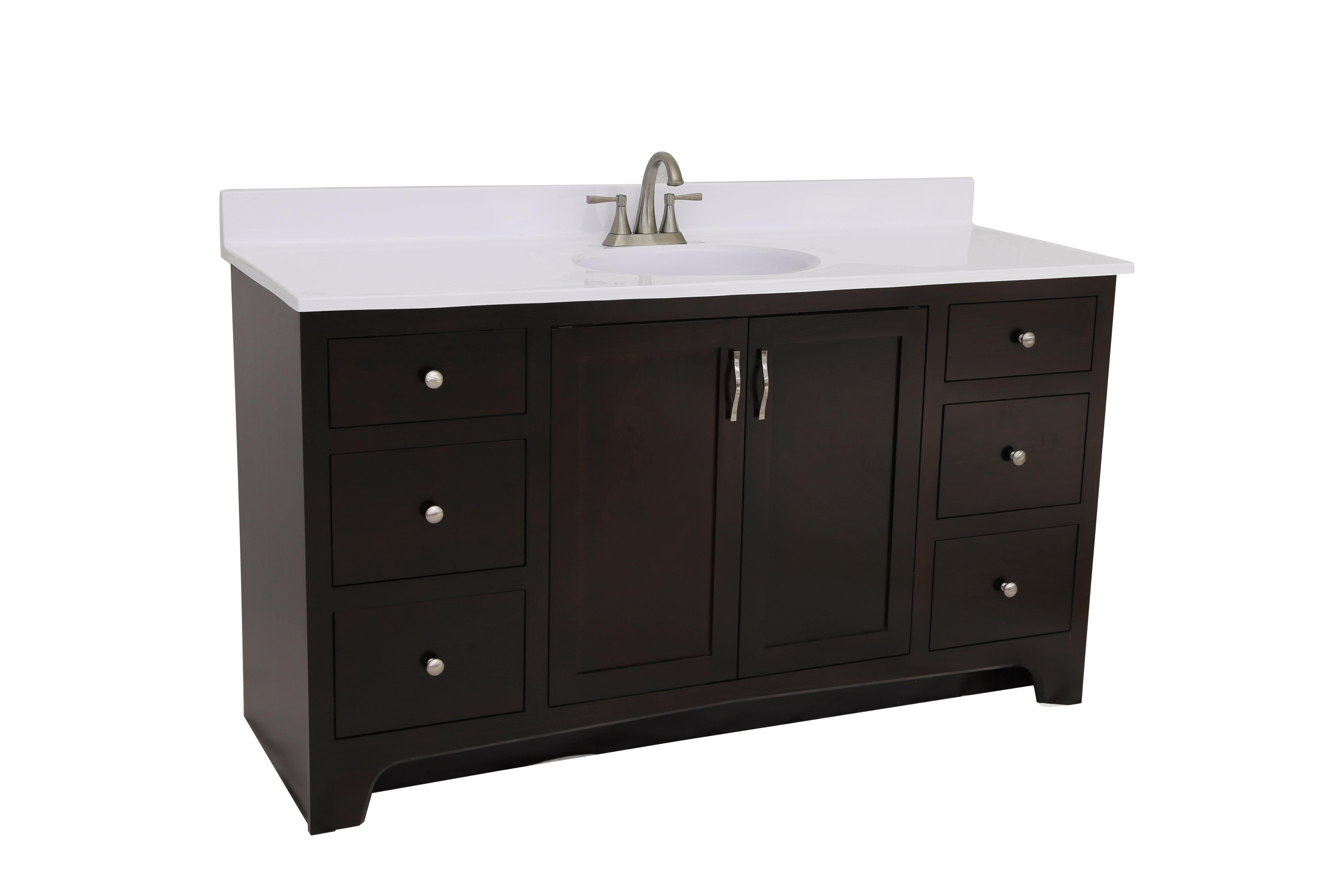 Searle 2 Door 49 Single Bathroom Vanity Joss Main